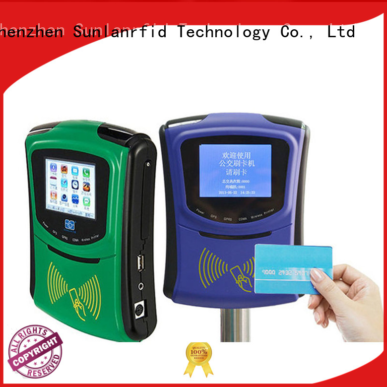 Sunlanrfid plus transit card wholesale for bus