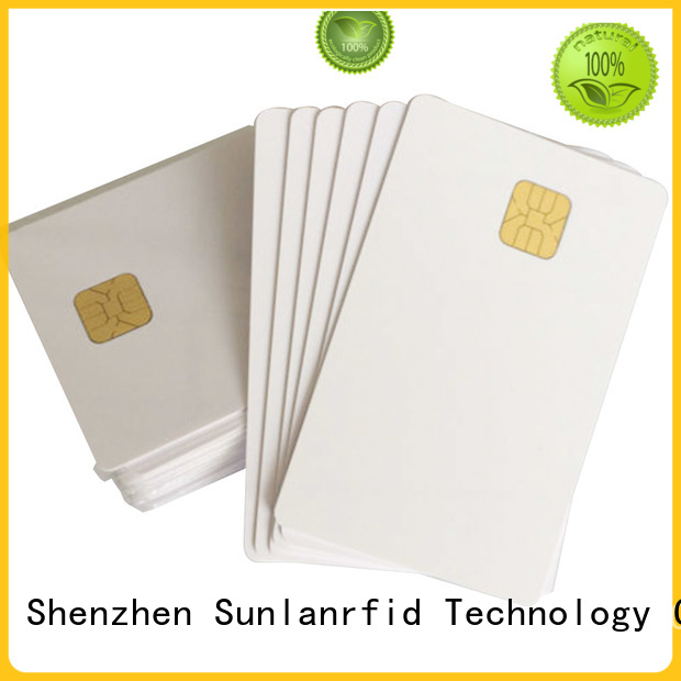 Sunlanrfid mifare card series for access control