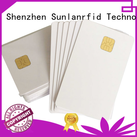 New smart i cards card series for time and attendance