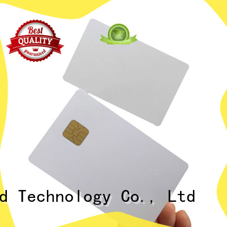 Sunlanrfid smart contact chip card series for transportation