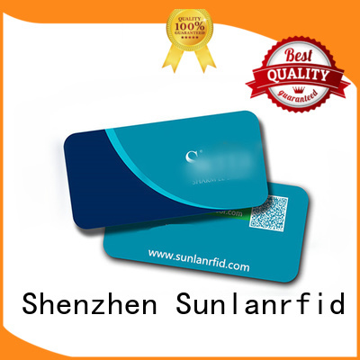 aln9740 aln9762 higgs Sunlanrfid Brand car parking card factory
