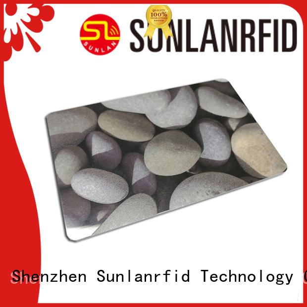 Sunlanrfid higgs smart card technology manufacturer for transportation