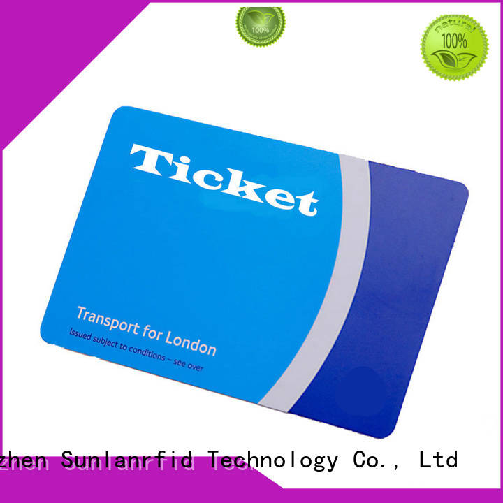 pvc metro smart card pet manufacturer for daily life
