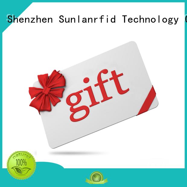 Sunlanrfid ultralight rfid suppliers wholesale for shopping Center
