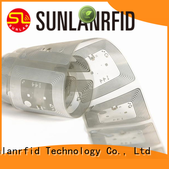 Sunlanrfid custom smart card inlay manufacturers for daily life