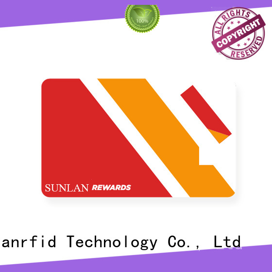 Sunlanrfid online rfid access card series for transportation