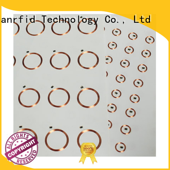 Sunlanrfid antenna dry inlay supplier for daily life