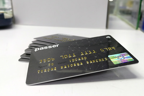hot sale transit card mifare supplier for parking-4