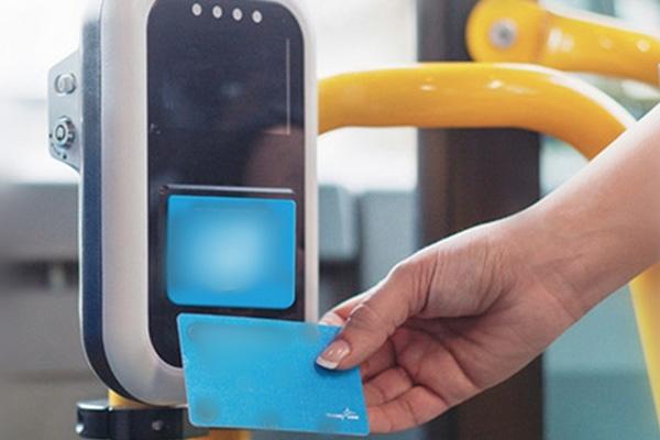 Sunlanrfid transportation subway card login transportation for shopping center-2