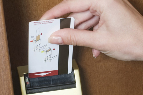 Sunlanrfid New key card door lock for hotels production for daily life-7