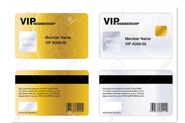 ultralight personalized membership cards mifare series for parking-3