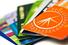 rfid loyalty card card mifare rfid smart card slil Sunlanrfid Brand