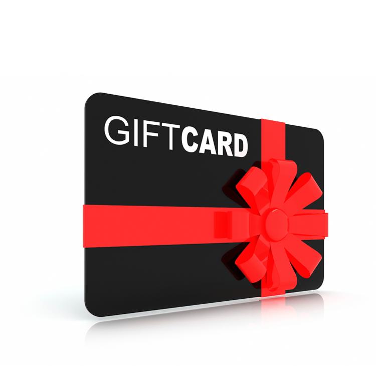 PVC Loyalty Gift VIP Card with ICODE SLIX