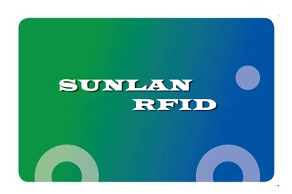 Sunlanrfid thin ticket smart card Suppliers for parking-7