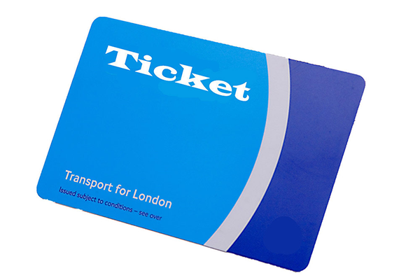smart card for railway ticket supplier for time and attendance