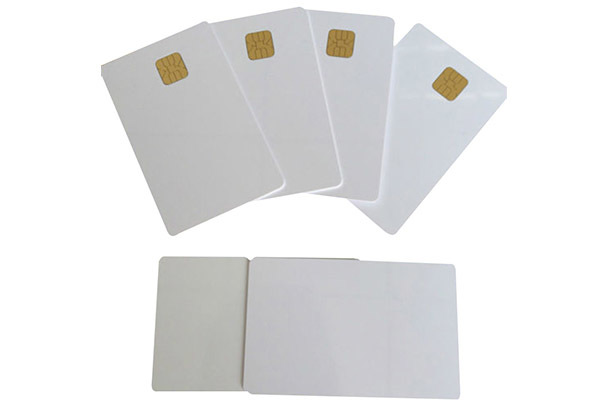 Sunlanrfid sle contact chip card manufacturer for access control-5
