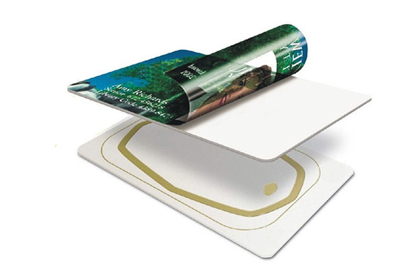 Custom diy rfid inlay production for normal Smart card-6