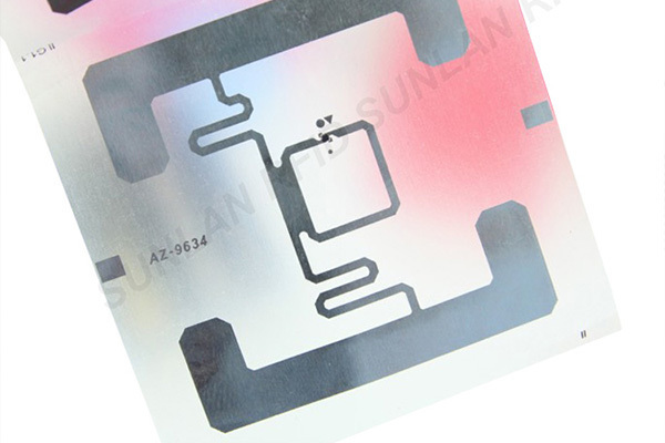 Sunlanrfid Custom inlay meaning for transparent