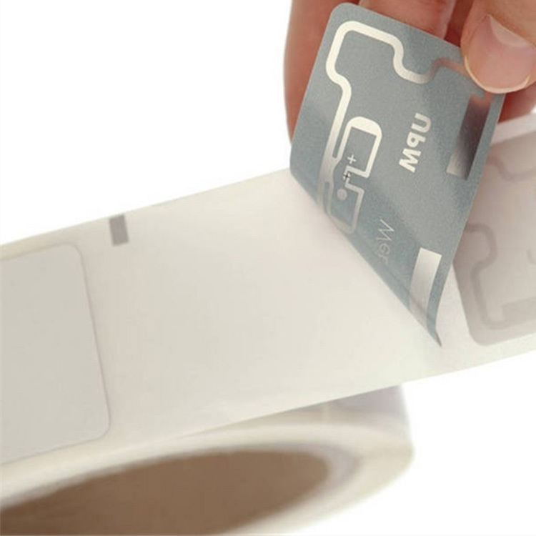 Wet inlay with ALN-9741 H4 chip