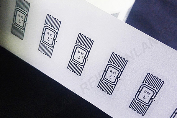Sunlanrfid tag alien h3 sticker for retail management