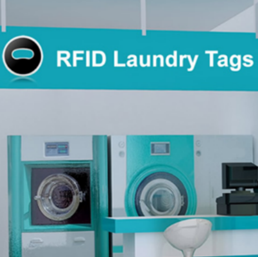 RFID Clothing tags Laundry procedure simplify