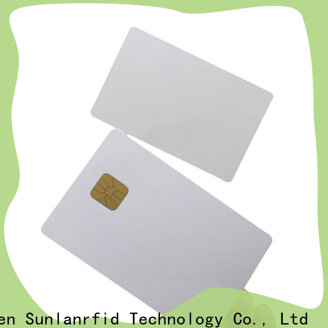 Sunlanrfid Latest how to write chip card manufacturer for transportation