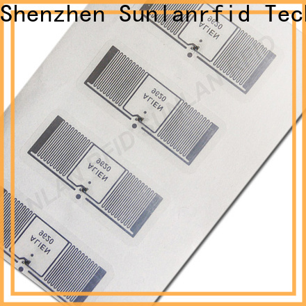 Sunlanrfid chip rfid tag cost Suppliers for warehouse