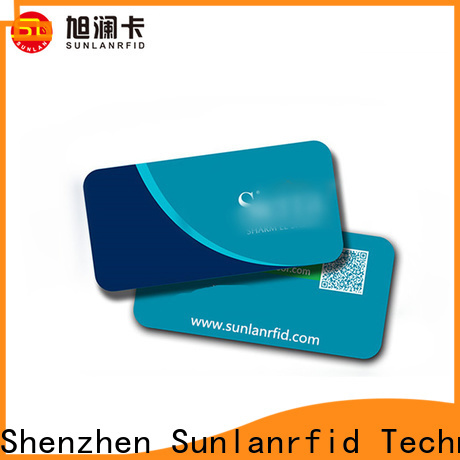 Sunlanrfid Top the hotel card supplier for opening door