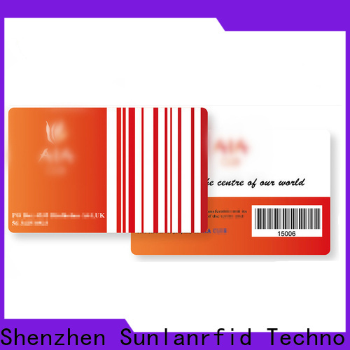 ultralight personalized membership cards mifare series for parking