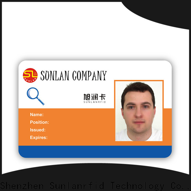 Sunlanrfid ntag215 idcards wholesale for access control