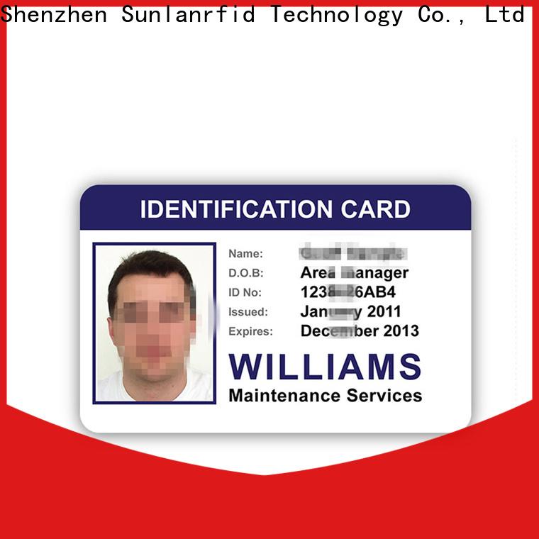 Sunlanrfid Custom id card creator series for access control