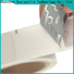 High-quality paper inlay sticker for business for retail management