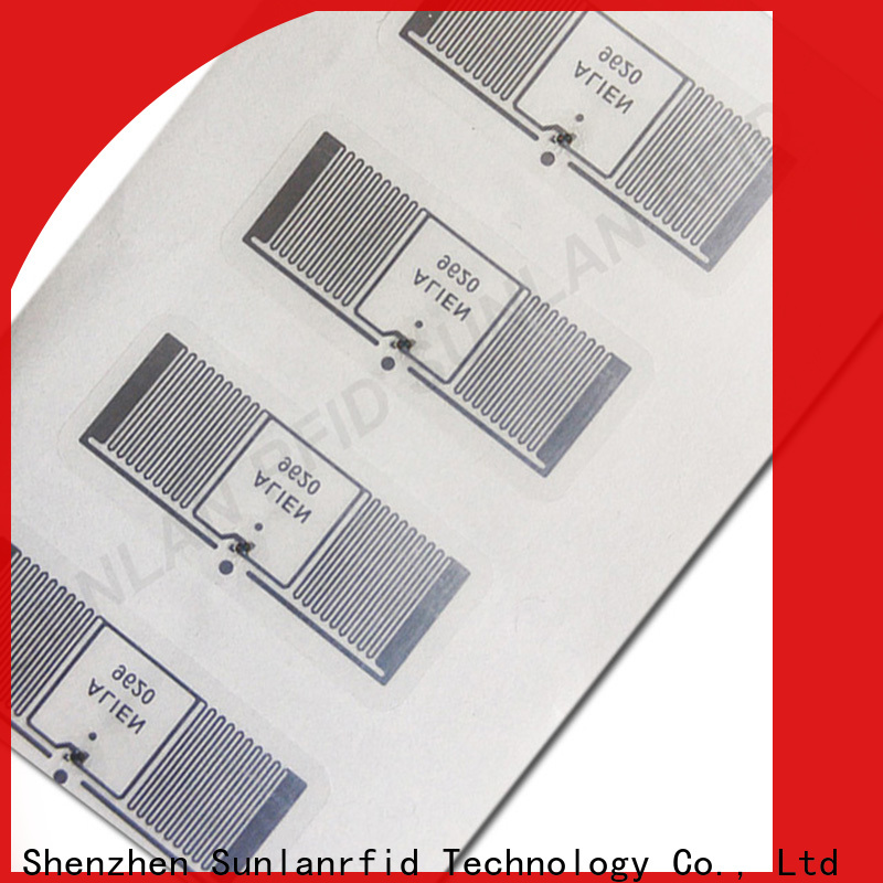 Top label converting machine uhf product for daily life