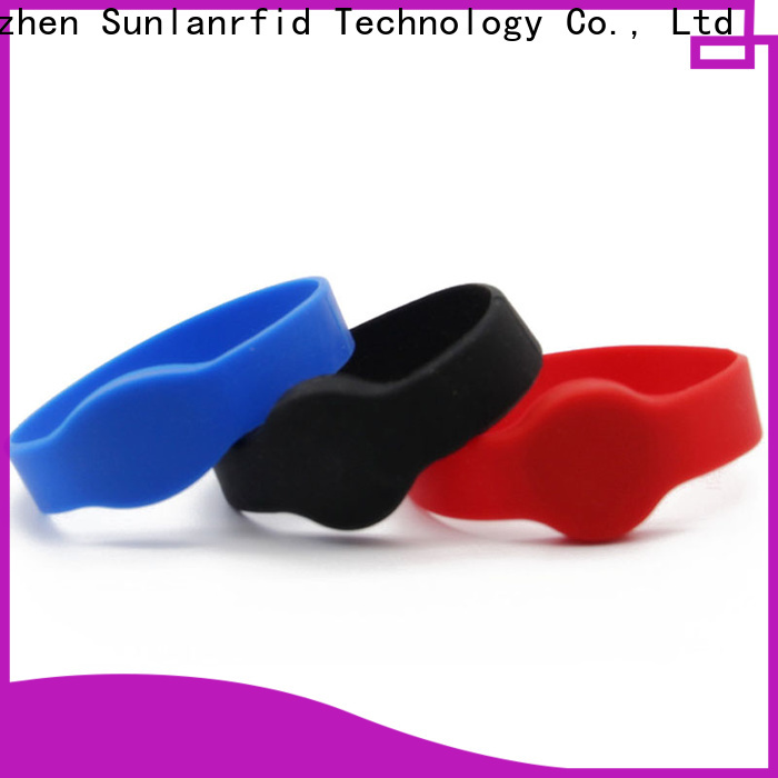 Sunlanrfid sale wristband nfc supplier for access control