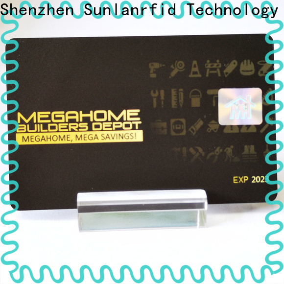 Sunlanrfid ultralight metrocard options for business for subway
