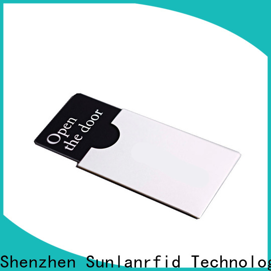 Sunlanrfid nuid key card entry system manufacturers for opening door