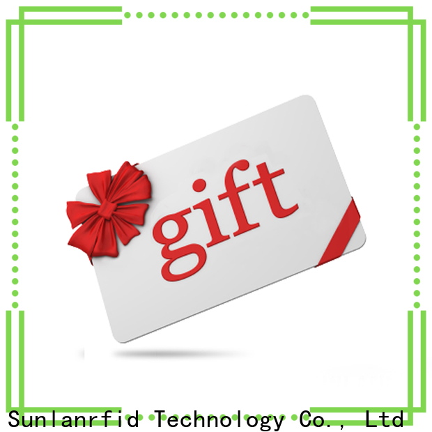 Sunlanrfid Wholesale the loyalty program Suppliers for access control