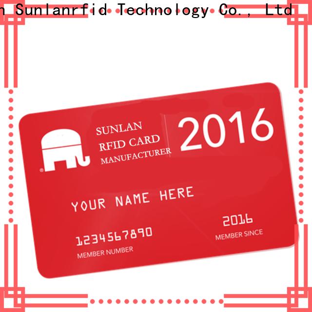Sunlanrfid Wholesale visa card checker manufacturers for transportation