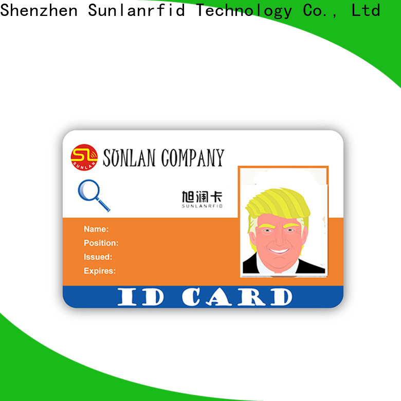 Sunlanrfid online icsi student id card series for parking