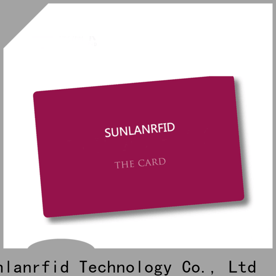 Sunlanrfid High-quality how to make a school id wholesale for time and attendance