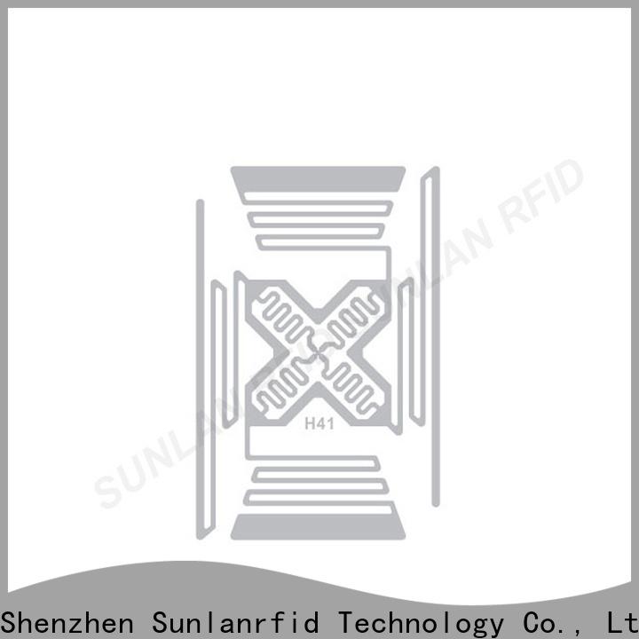 Sunlanrfid custom inlay sticker wholesale for transparent
