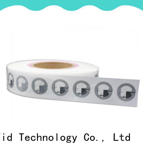 High-quality upm raflatac dogbone uhf sticker for warehouse
