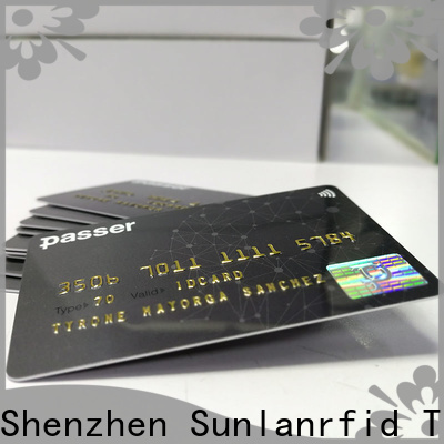 Sunlanrfid New tap card online wholesale for subway