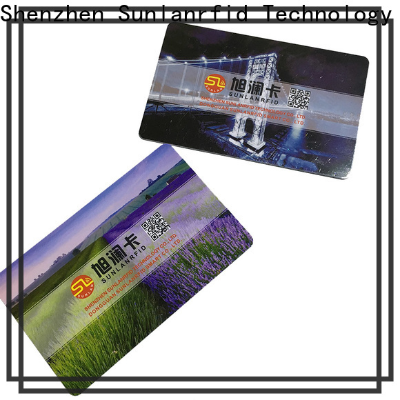 Sunlanrfid cmyk proximity card price india Suppliers for daily life