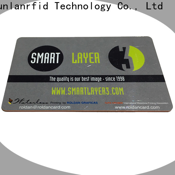 Sunlanrfid Custom how does a proximity card reader work supplier for transportation