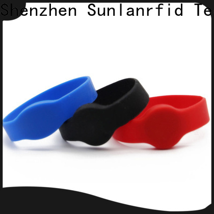 Wholesale rfid card technology wristband supplier for health care
