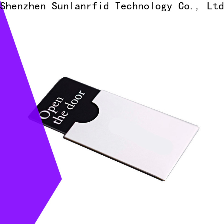 Custom hotel electronic key card series for daily life