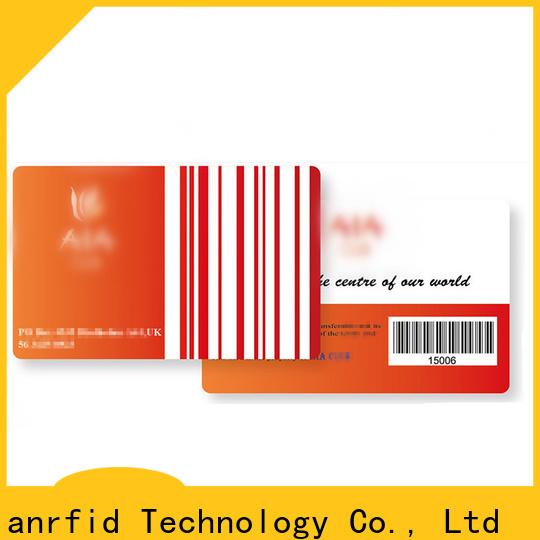 Sunlanrfid nano loyalty card registration manufacturer for shopping Center