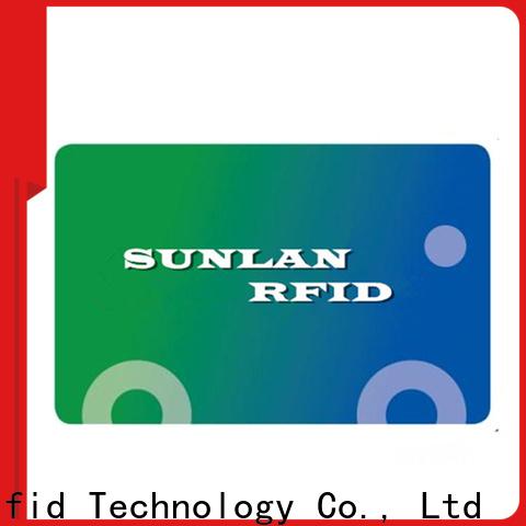 Sunlanrfid ultralight prepaid debit Suppliers for transportation