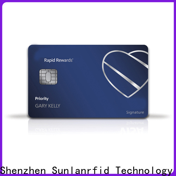 Sunlanrfid prepaid anbieter manufacturer for daily life